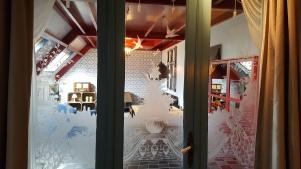 Toegang kamer B&B Lant van Beloften Vlissingen Zeeland Vakantiewoning Ferienwohnung Strand Bed and Breakfast