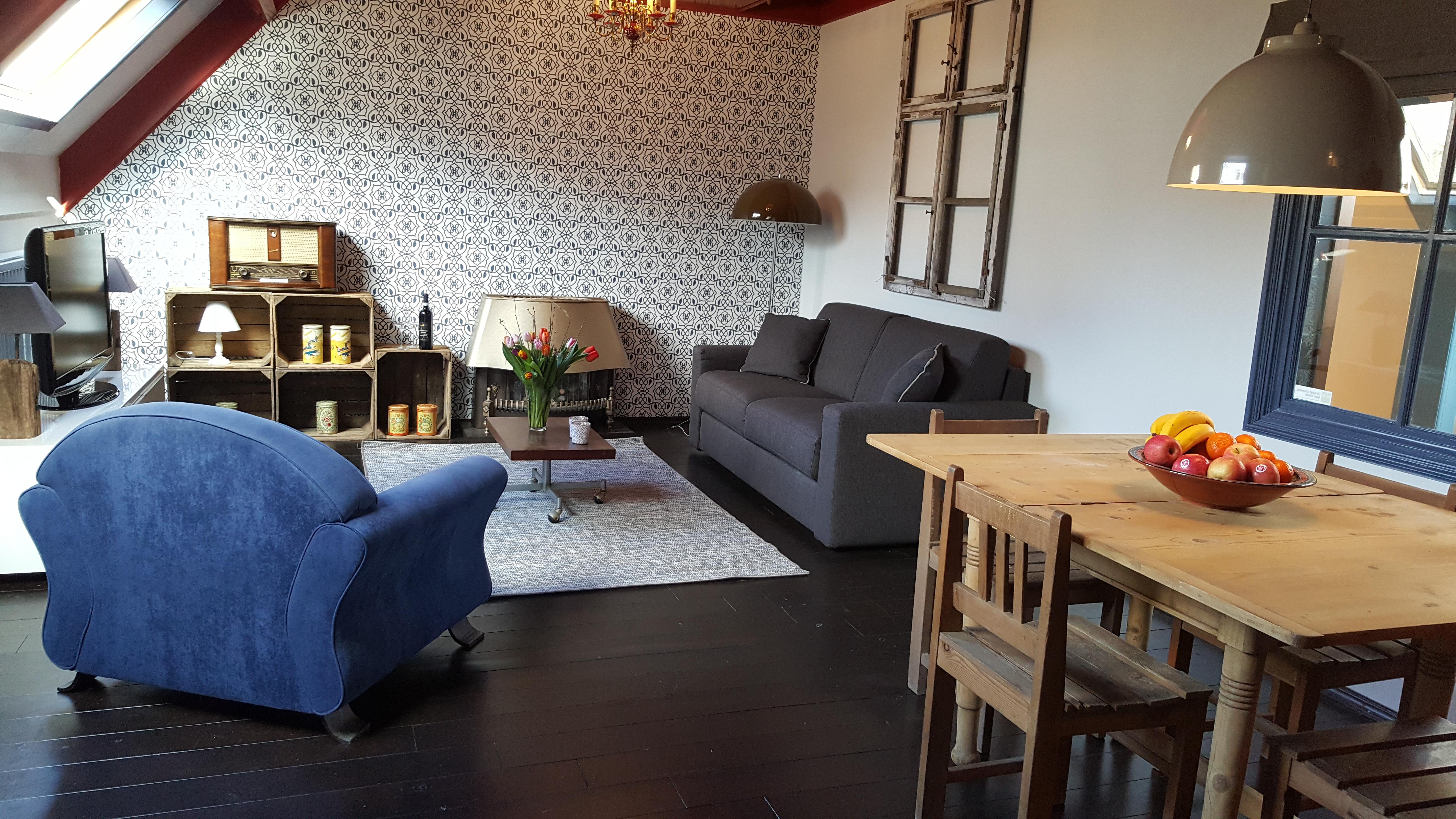 Kamer 1 B&B Lant van Beloften Vlissingen Zeeland Vakantiewoning Ferienwohnung Strand Bed and Breakfast