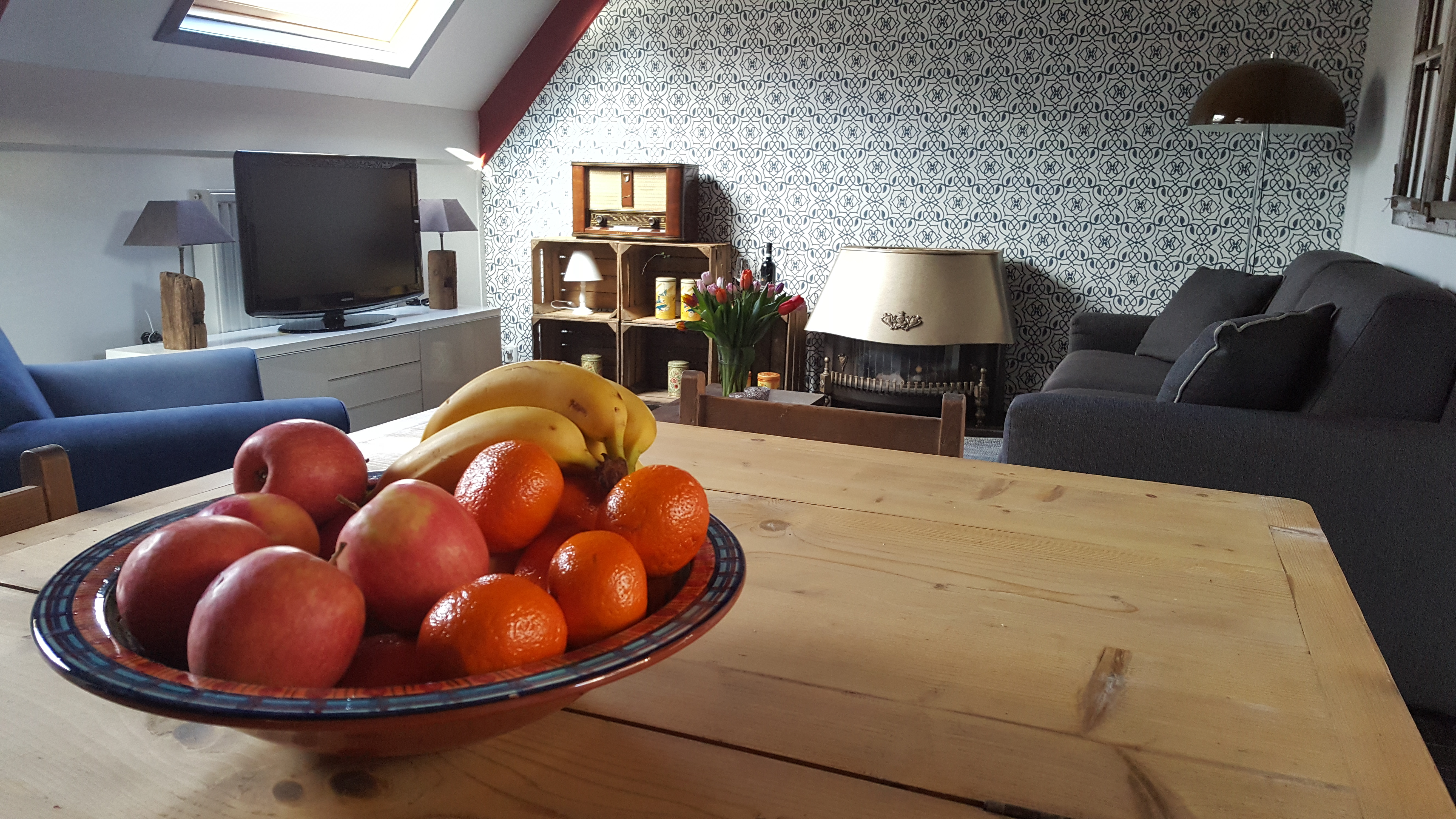 Kamer B&B Lant van Beloften Vlissingen Zeeland Vakantiewoning Ferienwohnung Strand