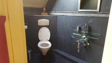 Toilet B&B Lant van Beloften Vlissingen Zeeland Vakantiewoning Ferienwohnung Strand